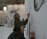 Павел Альтхамер. Конгресс рисовальщиков © Сергей Воронцов