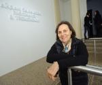 Куратор выставки Берал Мадра © Фото: Евгений Гурко