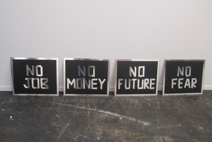 Марлон де Азамбух. Нет работы, нет денег, нет будущего, нет страха