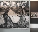 Стенд галереи Rinus Van Der Velde (Берлин) © Валерий Леденёв