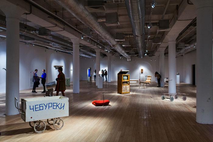 Открытие Red October Gallery © Алексей Константинов