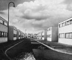 Вальтер Гропиус. Поселок Дессау-Тертен. 1928 г. / Gropius, Walter. Bauhausbauten Dessau. Munchen, 1930
