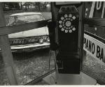 Ли Фридландер. Детройт, 1963 (Mercury Marauder). Поздняя печать. Серебряно желатиновая печать. Из серии «Новые машины. 1964» © Lee Friedlander, courtesy Fraenkel Gallery, San Francisco / Предоставлено Мультимедиа Арт Музеем