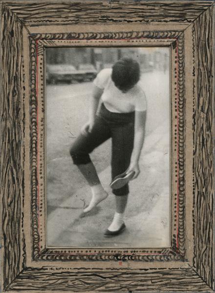 Мирослав Тихий. Без названия. 1960-1980-е гг. © Courtesy Foundation Tichý Ocean / Предоставлено Мультимедиа Арт Музеем