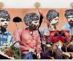 Джитиш Каллат. Выдача багажа. 2010. Courtesy the artist and ARNDT, Berlin / Photography 'Iris Dreams, Mumbai'.
