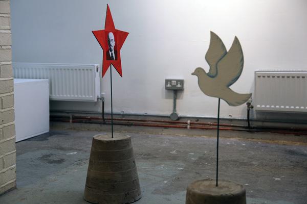 Татьяна Баскакова. Цементные ботинки. 2012