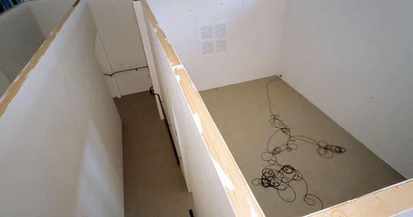 Вид инсталляции Патрика Корийона © corillon.org