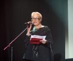 Ольга Свиблова вручает приз в основной номинации Премии © Евгений Гурко