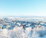 Киркенес зимой © Фото: С. Хачатуров