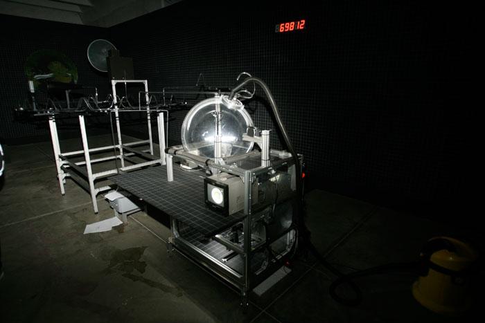 Агнес Майер-Брандис. Лаборатория тропосферы