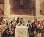 Лоренцо Лотто. Принесение во храм. 1554–1555. Из собрания Музея-сокровищницы храма Santa Casa (Святой Дом  Богородицы) в Лорето