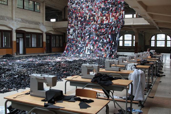 Ни Хайфэн. Para-production. 2008–2012 © Валерий Леденёв