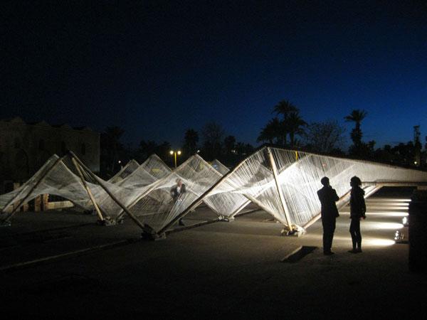 Barkow Liebinger Architects. Угрожающе преувеличенный. 2012