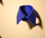 Сесиль Ибарра. 250 синих воротничков. 2010. ГЦСИ © Фото: Евгений Гурко
