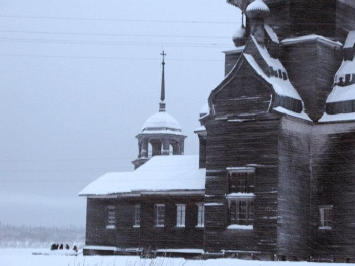 Церковь в Пияле © Александр Королев