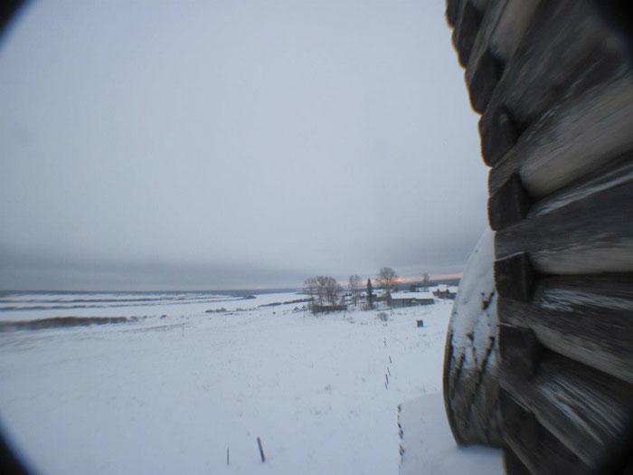 Вид с колокольни в Турчасово © Ольга Широкоступ