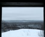 Сырья. Вид из окна © Александр Королев