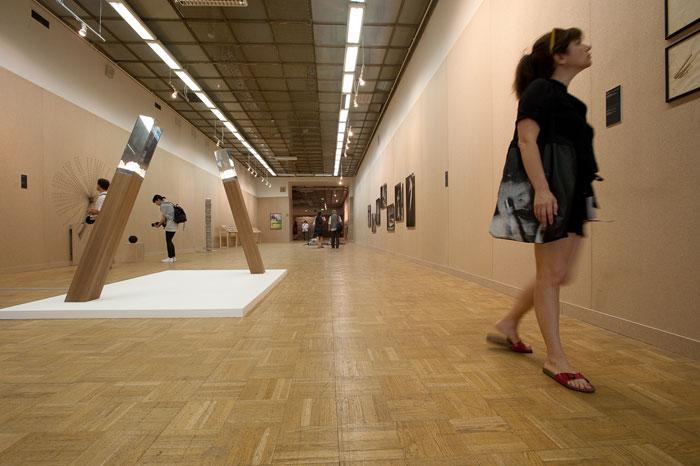 Амир Фаттал. Две колонны. 2010 © Фото: Евгений Гурко