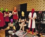 Pussy Riot Backstage © Григорий Бурцев