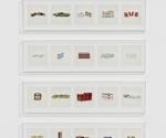 Тарин Саймон. Сигареты и табак (оставлено без присмотра / Противозаконно / Запрещено). 2010 © Taryn Simon. Courtesy Gagosian Gallery