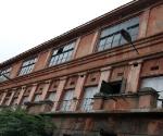 Завод около Центра современного искусства Тбилиси (CCAT) © Фото: Андрей Шенталь
