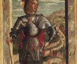 Андреа Мантенья. Святой Георгий. Ок. 1446