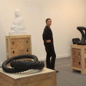 Стенд галереи Gagliardi Art System (Турин, Италия). Фото: Валерий Леденёв