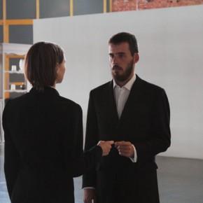 Ретроспектива Марины Абрамович в «Гараже». Фото: Валерий Леденёв