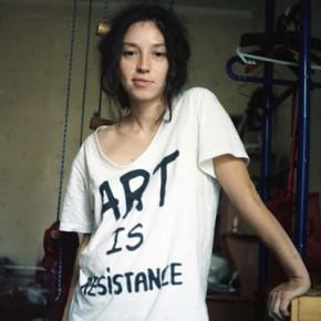 Задержана активистка группы Война