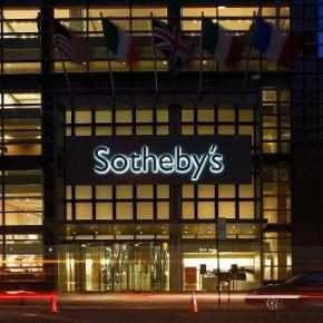 Художники судятся с Christie's и Sotheby's