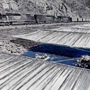 Христо «обернет» реку в Колорадо