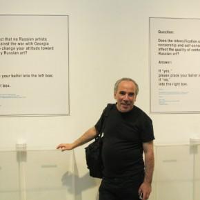 Юрий Альберт: «Я мечтал заниматься настоящим искусством. А получается только современное»