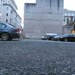 Новое граффити Бэнкси в Ливерпуле