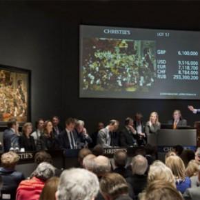 Картина Брейгеля Младшего продана за $10 млн