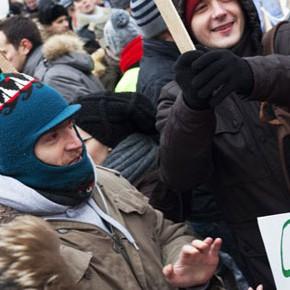 Елка протеста