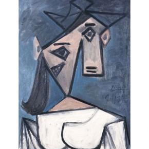 Пикассо крадут чаще всего
