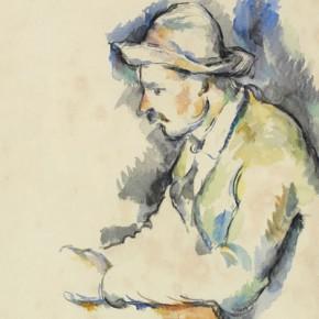 Christie's продаст набросок «Игроков в карты» Сезанна
