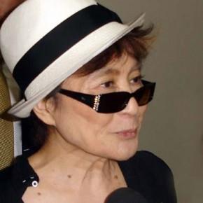 Йоко Оно получила премию Кокошки