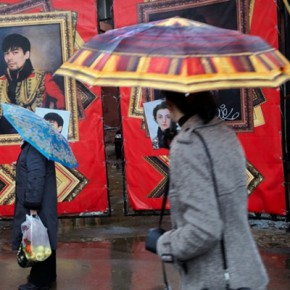 Фотобиеннале. Гарри Груйер. Москва 1989-2009