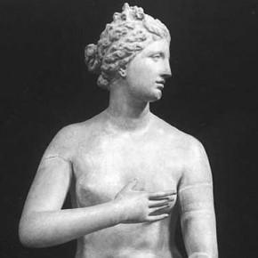 Восстановлен изначальный облик Венеры Медицейской