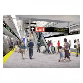 Чак Клоуз украсит метро Нью-Йорка