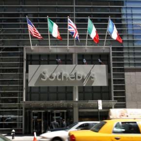 Доходы Sotheby's упали