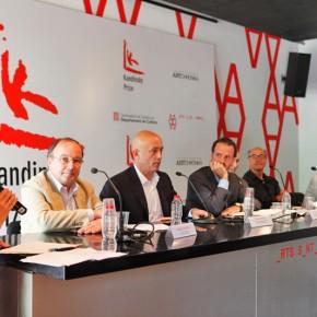Открытие выставки Премии Кандинского в Барселоне