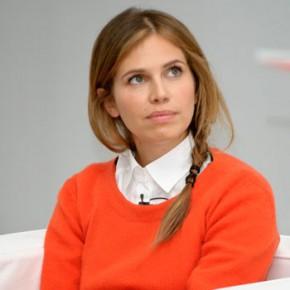 Дарья Жукова получила премию Лео Кастелли