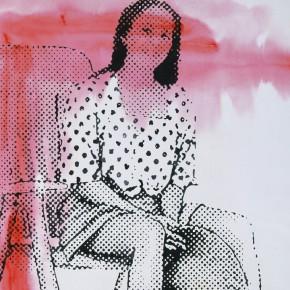 """Зигмар Польке. """"Признак особого благородства..."""", 1996.© ГЦСИ"""