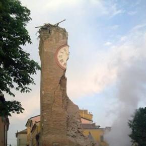 В Италии волонтеры восстанавливают Башню Моденцев