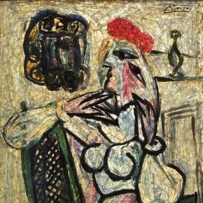 Картину Пикассо обнаружили в запасниках спустя полвека