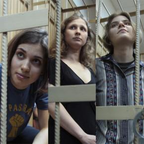 Участниц Pussy Riot приговорили к двум годам лишения свободы