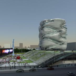 Проект нового музея современного искусства пересмотрят