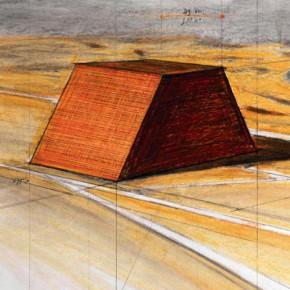 Христо затмит египетские пирамиды